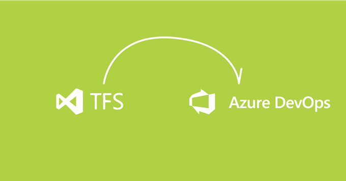 Article TFS vers Azure DevOps