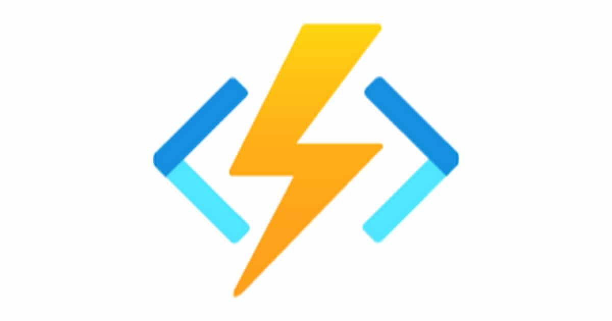 logo Azure Functions