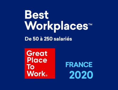 SoftFluent est au Palmarès 2020 Great Place To Work®