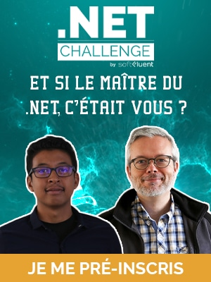 Challenge .NET preinscription