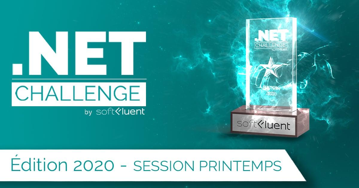 .NET Challenge 2020