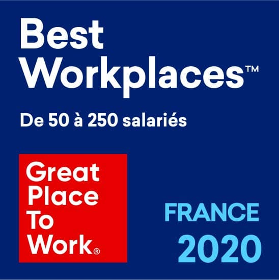 Best Workplaces logo - SoftFluent